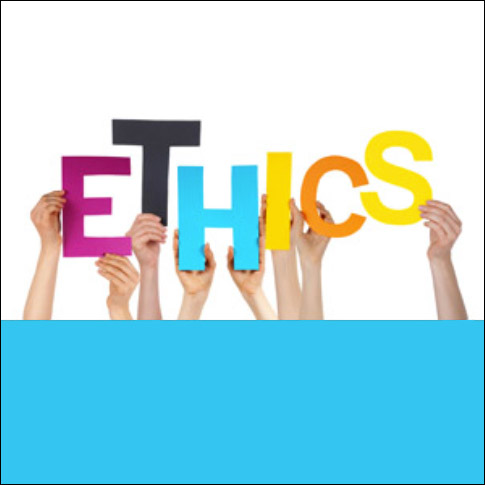 Which option best describes the word ethical